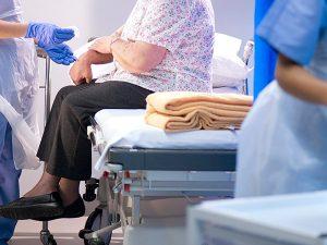 NHS under mounting pressure